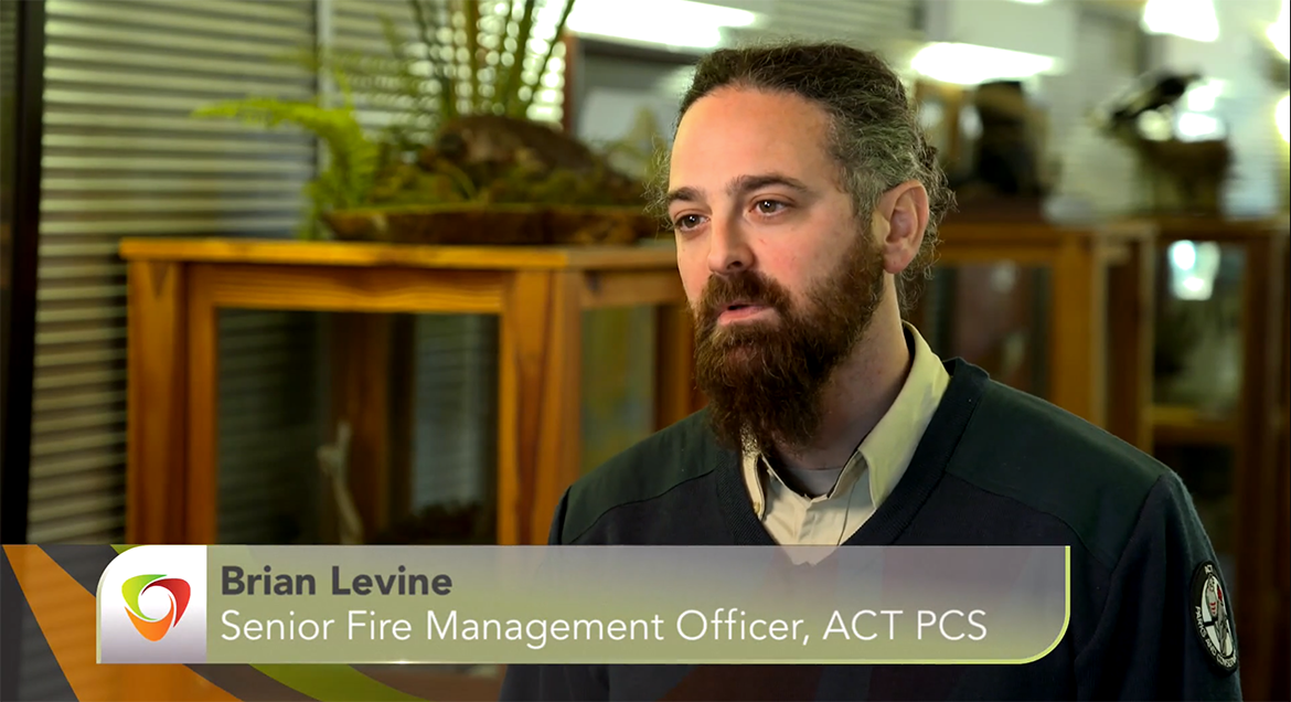 ACT Parks and Conservation Service at AFAC 2019